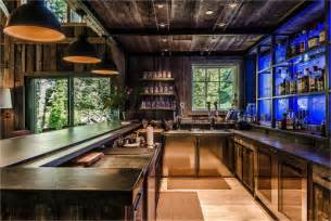 rustic restaurant bar design ideas small sports