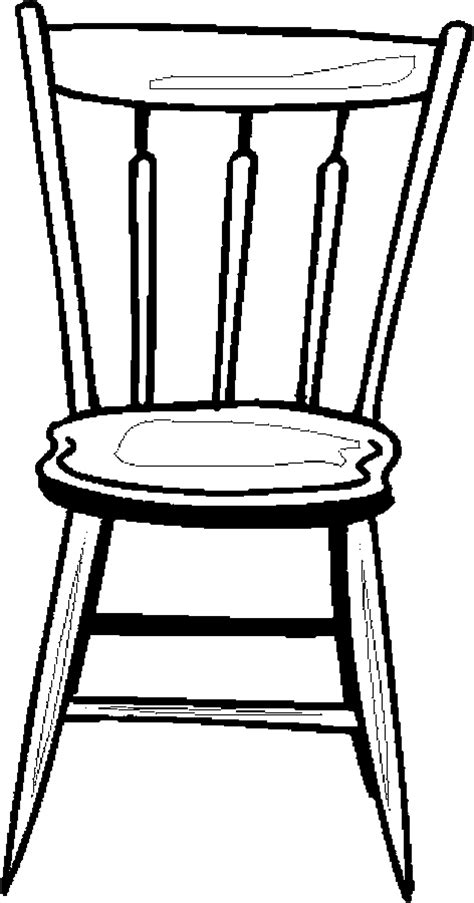 Chair Images Free by Chair 014 Free Printable Furniture Coloring Pages