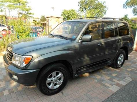 2000 Toyota Land Cruiser For Sale 2000 Toyota Land Cruiser For Sale Carsforsale