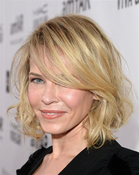 chelsea handler current haircut vote who had the best hair and makeup at the 2013 amfar