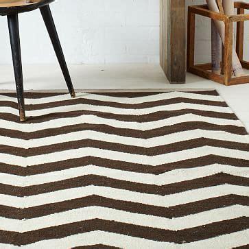 west elm zigzag rug zigzag wool rug espresso west elm