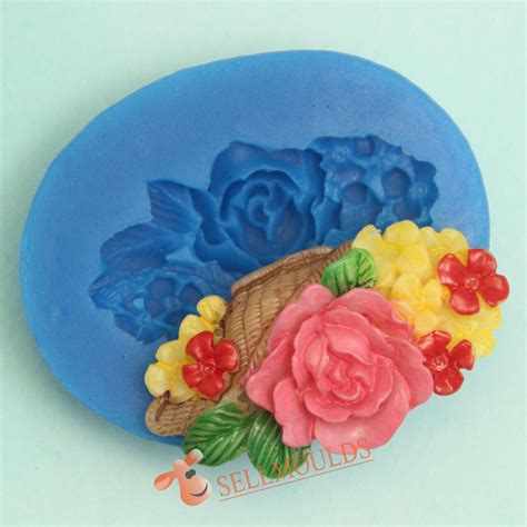 Cake Decorating Flower Molds 2015 high quality flower silicone mold fondant cake