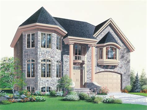 Bay Window Vs Bow Window apria victorian home plan 032d 0695 house plans and more