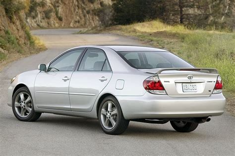 toyota camry 2005 mpg 2005 toyota camry reviews specs and prices cars