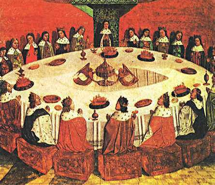 Knights Of The Table List by Blakeallusions Arthurian Allusions
