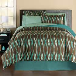 Bed Sets At Walmart Mainstays Wavy Bag Bedding Set Walmart