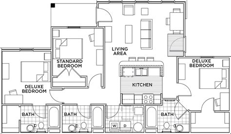 acc floor plan images 3 bedroom apartments montreal rooms 3 bed 3 bath standard the province ta student