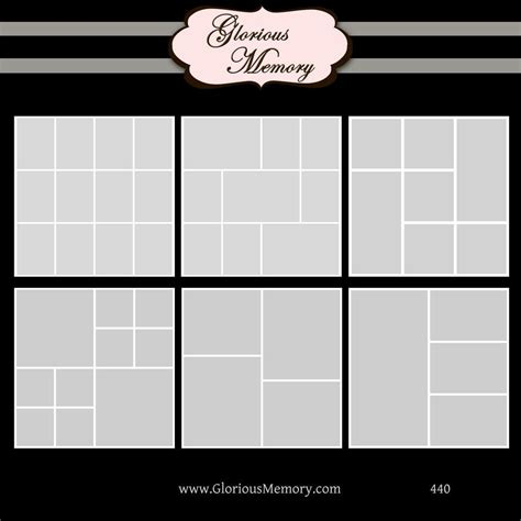 storyboard templates for photoshop unavailable listing on etsy