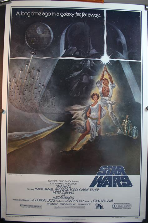 hairstyle posters for sale star wars original style a first release rolled 1 sheet