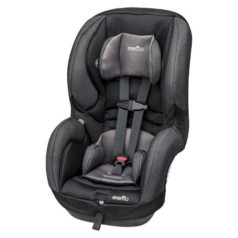 evenflo car seat tether evenflo 174 sureride dlx 65 convertible carseat target