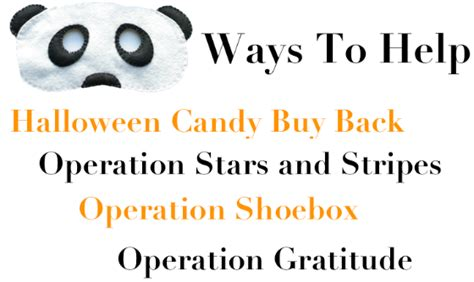 donate new year goodies bonjour hola donate ghoulish goodies