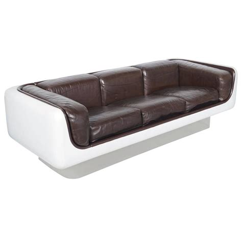 steelcase sofa vintage floating sofa by steelcase at 1stdibs