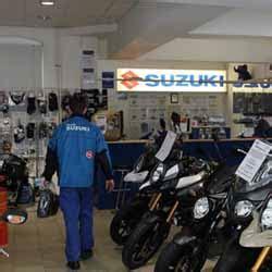 Motorrad Suzuki Berlin by Suzuki Motorrad Berlin Motorrad Lukas Shop Werkstatt