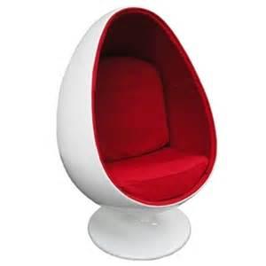 Egg pod chair retro furniture pinterest