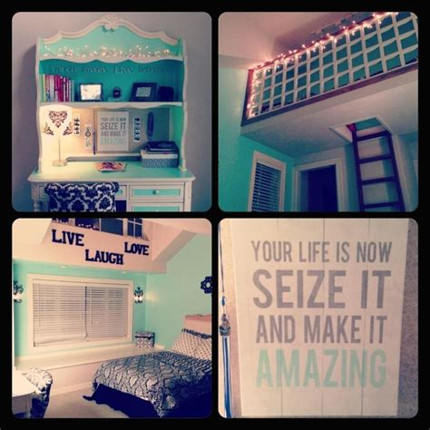 mint colored bedroom ideas christmas lights in the cutest mint color dorm room ideas pinterest chill room round