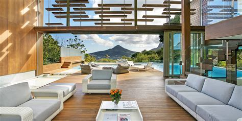 indoor outdoor living 5 beautiful indoor outdoor living spaces luxury retreats