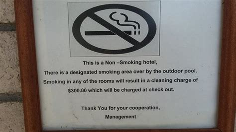 no smoking signs hotel rooms ground floor room interior picture of econo lodge