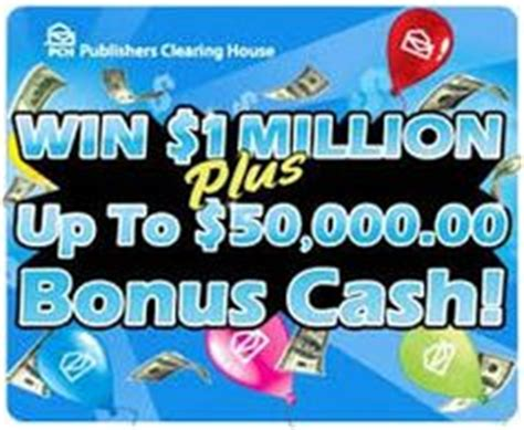 Pch 1 Million Sweepstakes - publisher clearing house 10 million sweepstakes sweepstakes and contests pinterest