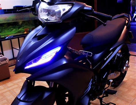Lu Led Motor Jupiter Mx New aripitstop 187 ajib modifikasi exciter 135cc simpel namun
