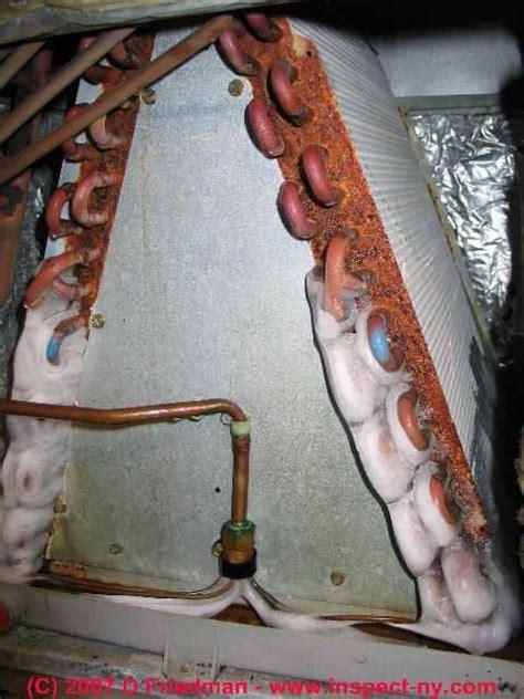 air conditioner diagnosis repair  cooling coil