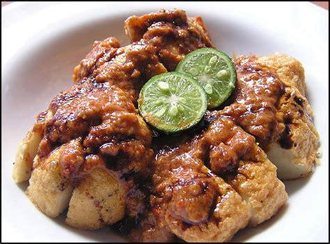resep batagor typical food bandung indonesian