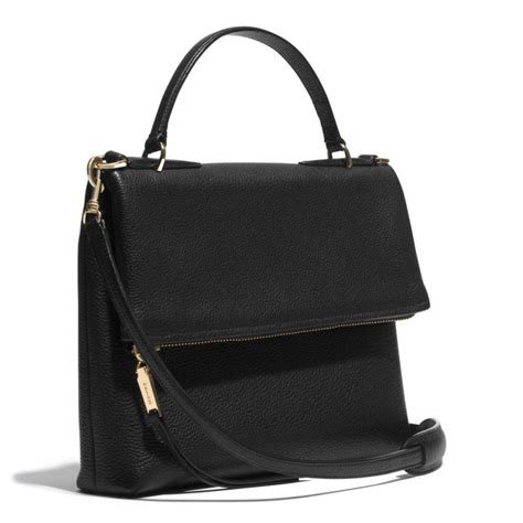 Coach Pebbled Leather Bag by Coach The Urbane Shoulder Bag 2 In Pebbled Leather In Pink Lyst