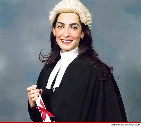 does amal wear extensions george clooney s fiancee amal alamuddin wigs out during