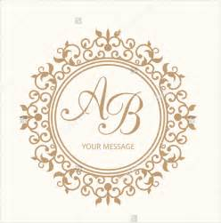 template for logo wedding logo template 90 free psd eps ai illustrator