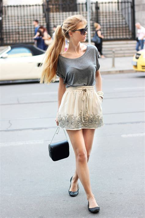 7 Skirts For End Of Summer by 15 Casual Ideas For Summer Pretty Designs