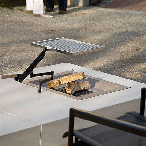 feuerstelle aussenbereich outdoor concreto