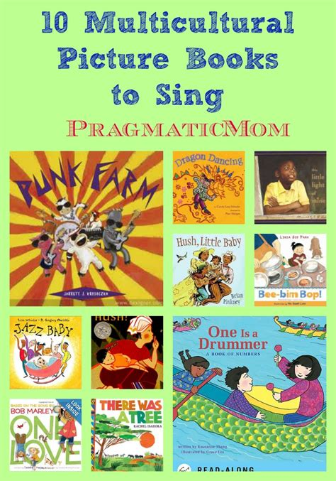 10 Multicultural Picture Books To Sing Pragmaticmom
