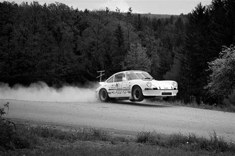 porsche rally car jump porsche carrera rs 2 7 rally beast