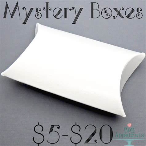 Giveaway Box - mystery boxes and giveaway by bon appeteats on deviantart