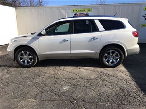 2010 buick enclave cxl1 automatic leather third row