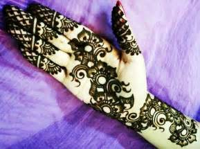 arabic mehndi designs for hands for girls
