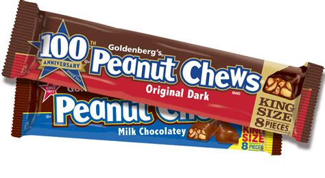 top 100 chocolate bars peanut chewies