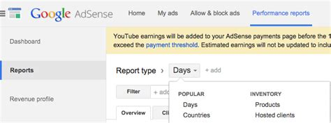 adsense revenue youtube how to check your youtube earnings in adsense