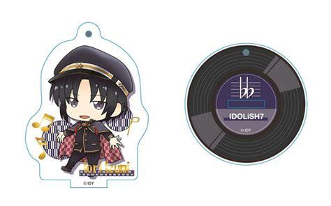 Idolish 7 Keychain Casual Style Iori amiami character hobby shop idolish 7 charamu vol 3 ver standing acrylic keychain