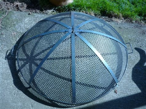 Firepit Screens Custom Pit Screens Fireplace Design Ideas