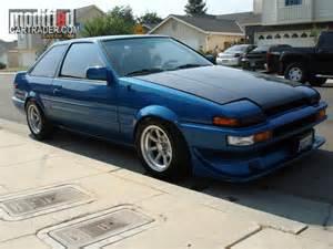 Toyota Corolla Gts For Sale 1985 Toyota Corolla Gts For Sale Fresno California