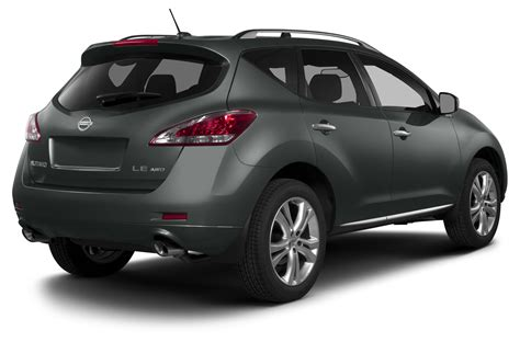 nissan suv 2014 nissan murano price photos reviews features