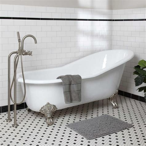 clawfoot bathtub shower the ultimate guide to clawfoot bathtubs 50 ideas