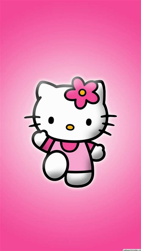 hello kitty wallpaper vertical hello kitty red wallpaper 57 images