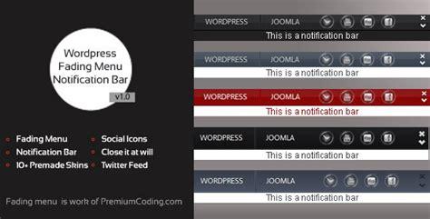 wordpress top bar plugin 10 useful menu plugins for wordpress designmodo