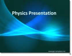 physics powerpoint template science powerpoint templates