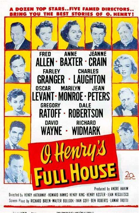 where was full house filmed o henry s full house 1952 filmaffinity