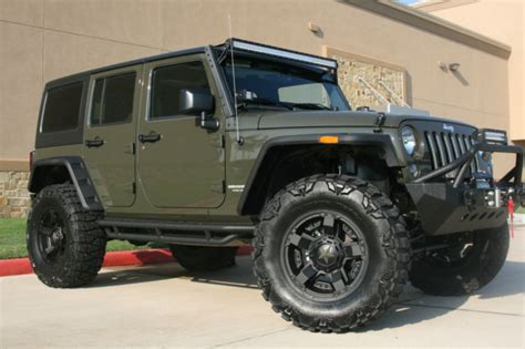 tank green jeep 2015 jeep wrangler unlimited sport 4 door 4x4 tank green