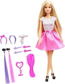 2016 barbie doll hair accessory