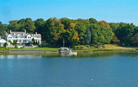 Greenwich Ct Property Records Waterfront Homes For Sale In Greenwich Ct View Lake And River Side