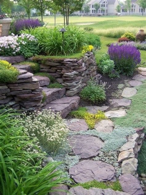 Fieldstone Gardens by Images Of Gardens Stones Gardens And Stacked